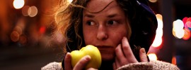 source: http://upload.wikimedia.org/wikipedia/commons/3/3a/Woman_eating_an_apple.jpg