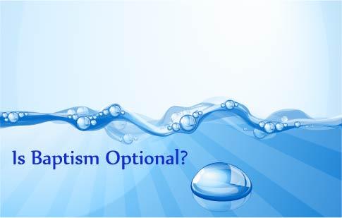 BaptismOptional