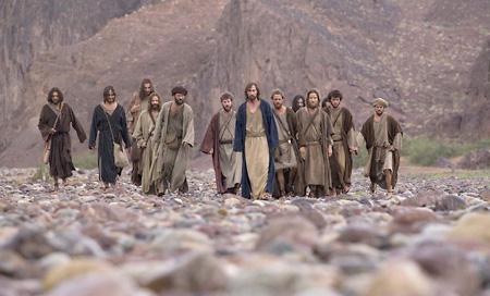 12 disciples resume