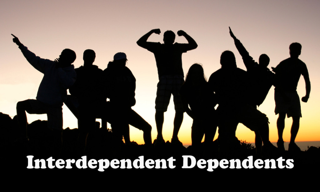 Interdependent Dependents