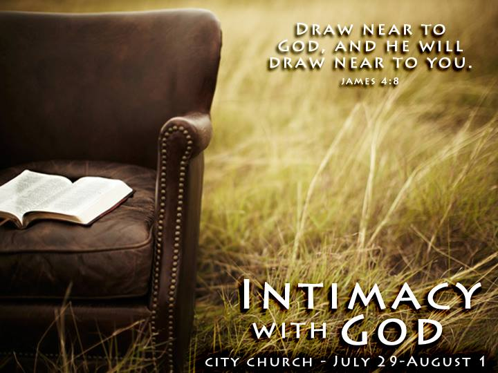Intimacy with God